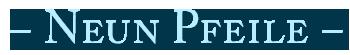 Neun Pfeile Logo