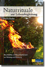 "Cover des Buches ""Naturrituale zur Lebensbegleitung"""