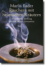 """Cover des Buches """"Räuchern mit heimischen Kräutern"""""""