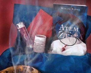 Das Geschenkpacket »Atem der Zeit« der Blumenschule Schongau
